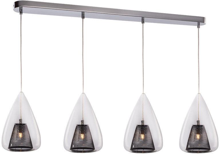 Lampa wisząca GORDON 4 AZ2170 - Azzardo - Zapytaj o kupon rabatowy lub LEDY gratis