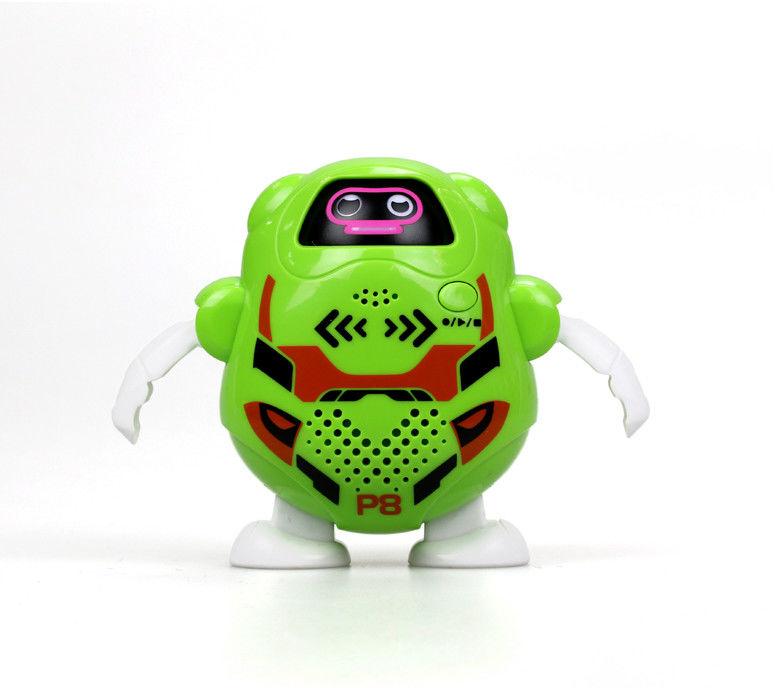 Silverlit - Talkibot Robot zielony 88554 B