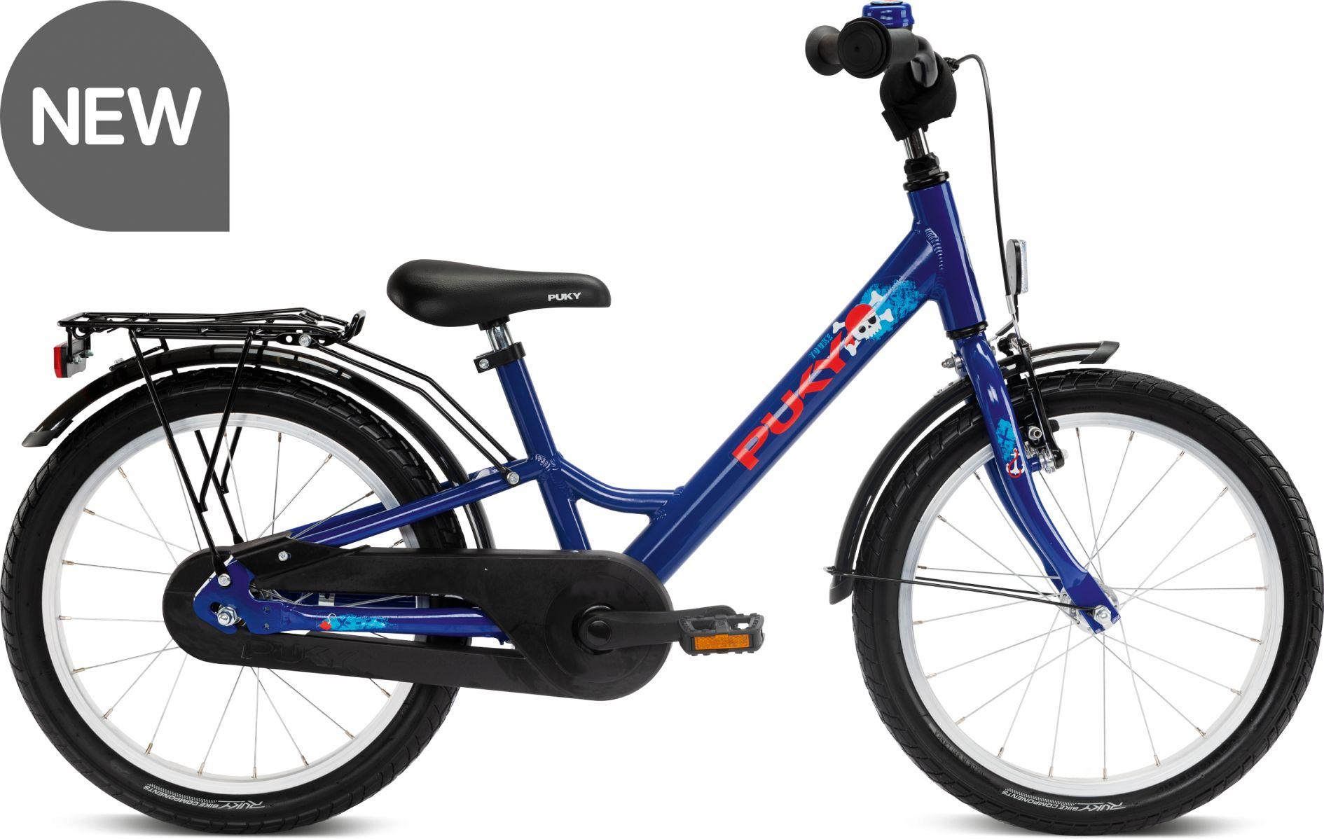 """Rower Puky YOUKE 18"""" 4362 blue"""