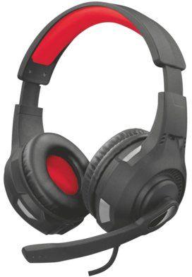Słuchawki przewodowe TRUST GXT 307 Ravu. AKCESORIA W ZESTAWIE DO 40%! ODBIÓR W 29 min! DARMOWA DOSTAWA DOGODNE RATY SPRAWDŹ!
