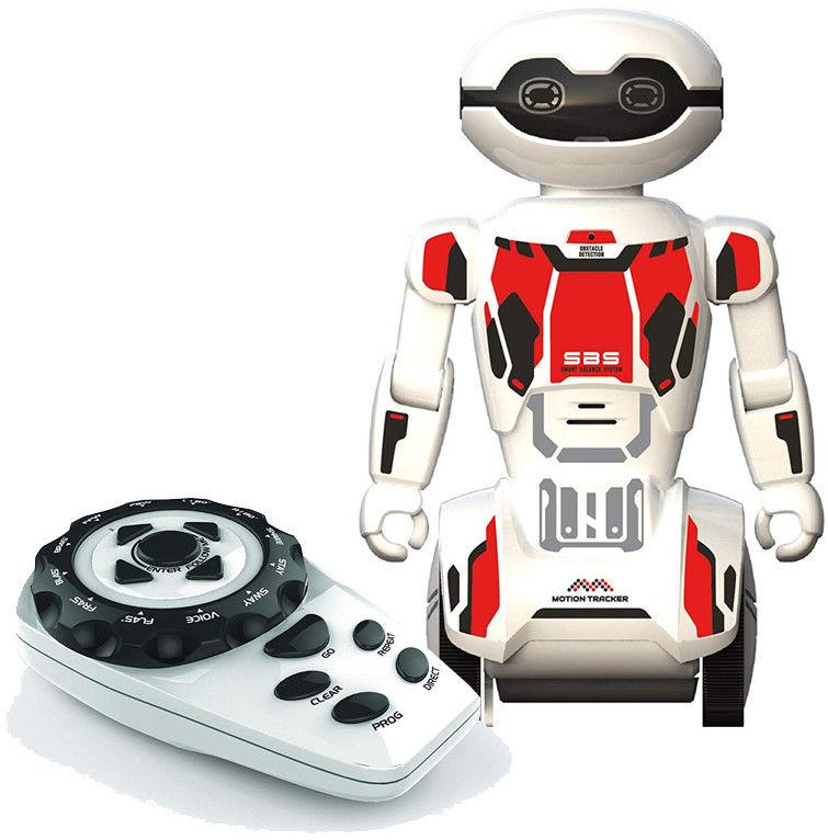 Silverlit - Macrobot czerwony 88045
