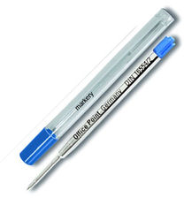Koh i noor Wkład do Długopisu Gruby Niebieski Etui