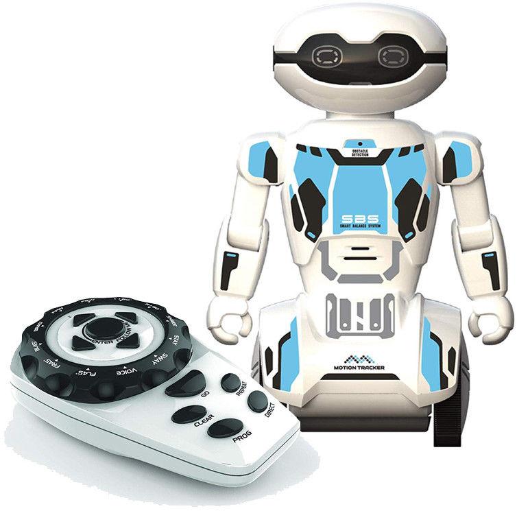 Silverlit - Macrobot niebieski 88045