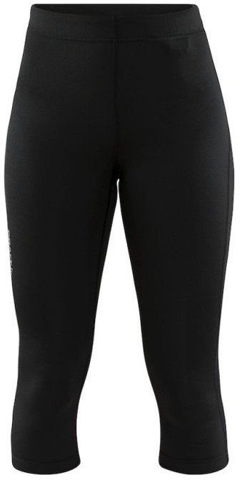 Spodnie damskie 3/4 do biegania CRAFT EAZE CAPRI TIGHTS