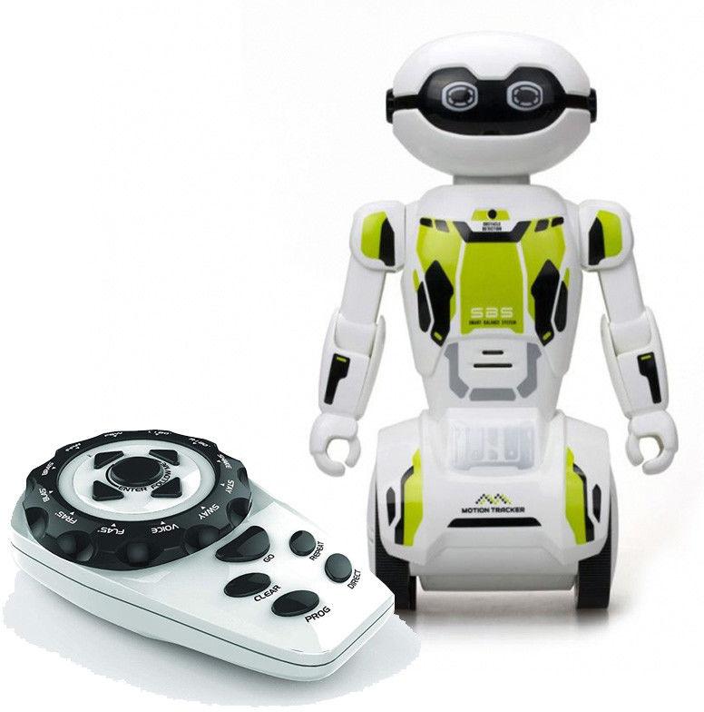 Silverlit - Macrobot zielony 88045