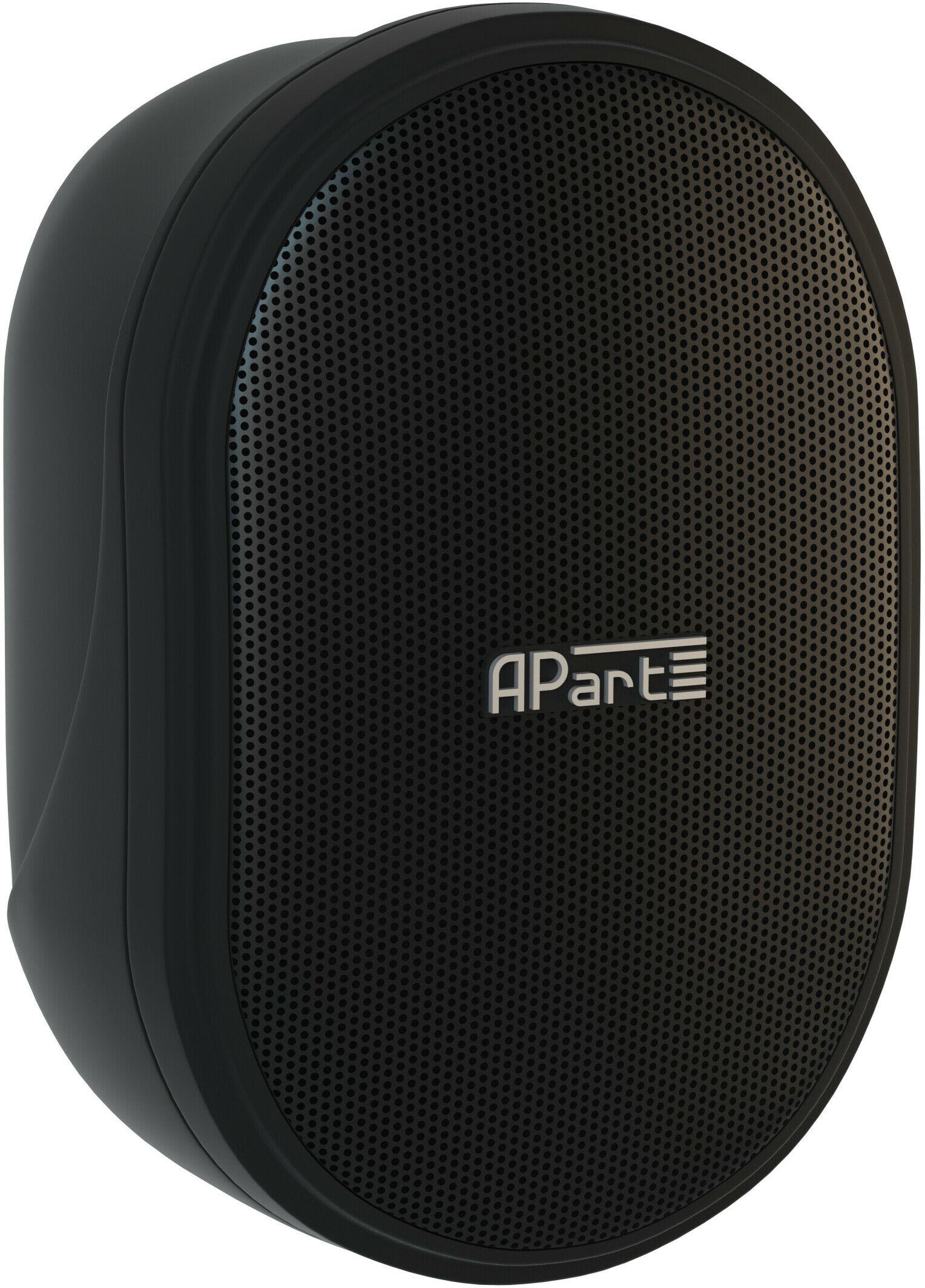 APart OVO3T / 1 para - 100 V 40 W głośniki - kolor czarny