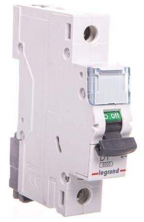 Wyłącznik nadprądowy 1P D 1A 6kA AC S301 TX3 403713