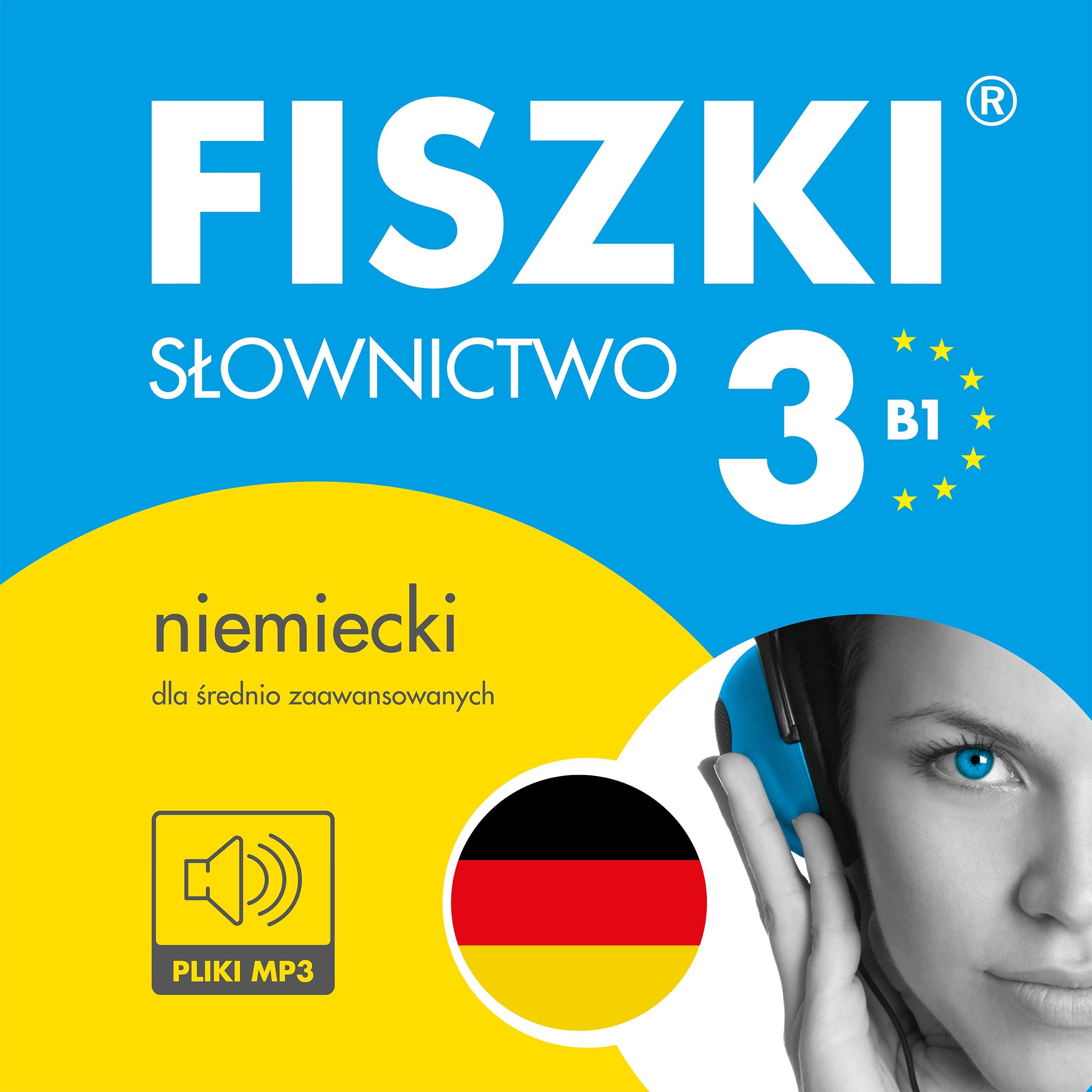 AUDIOBOOK - niemiecki - Słownictwo 3 (B1)