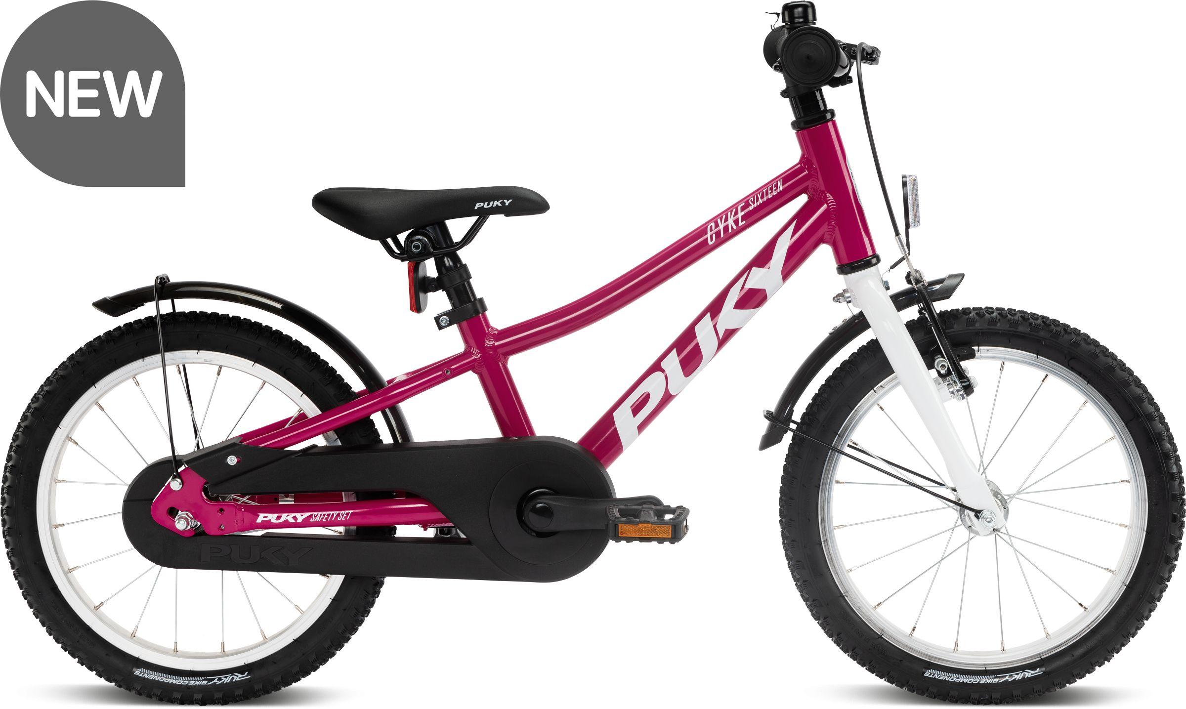 Rower Puky Cyke 16 Berry 4402