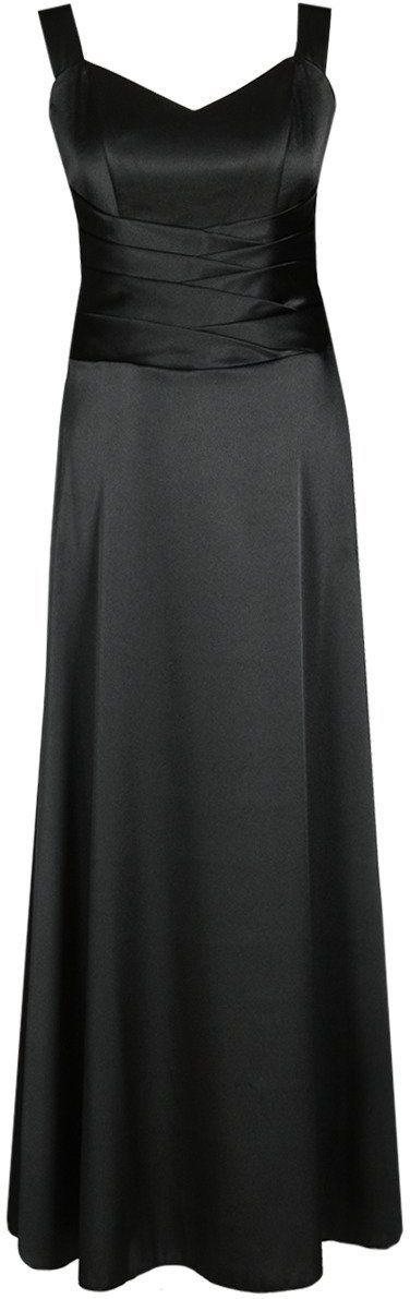 Sukienki Sukienka Suknie FSU1027 CZARNY