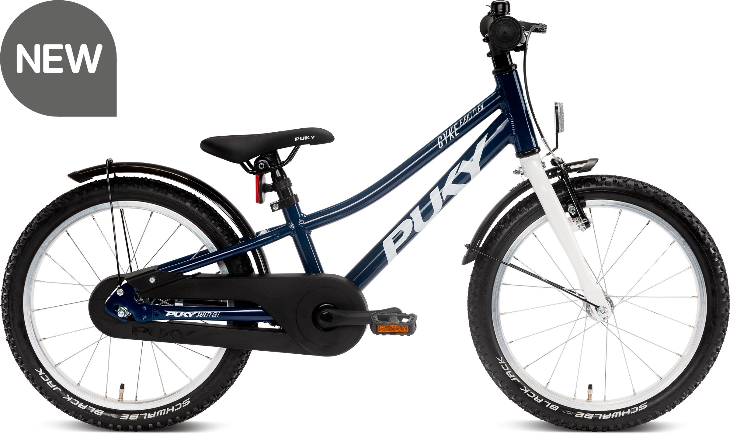Rower Puky Cyke 18-1 Blue 4405