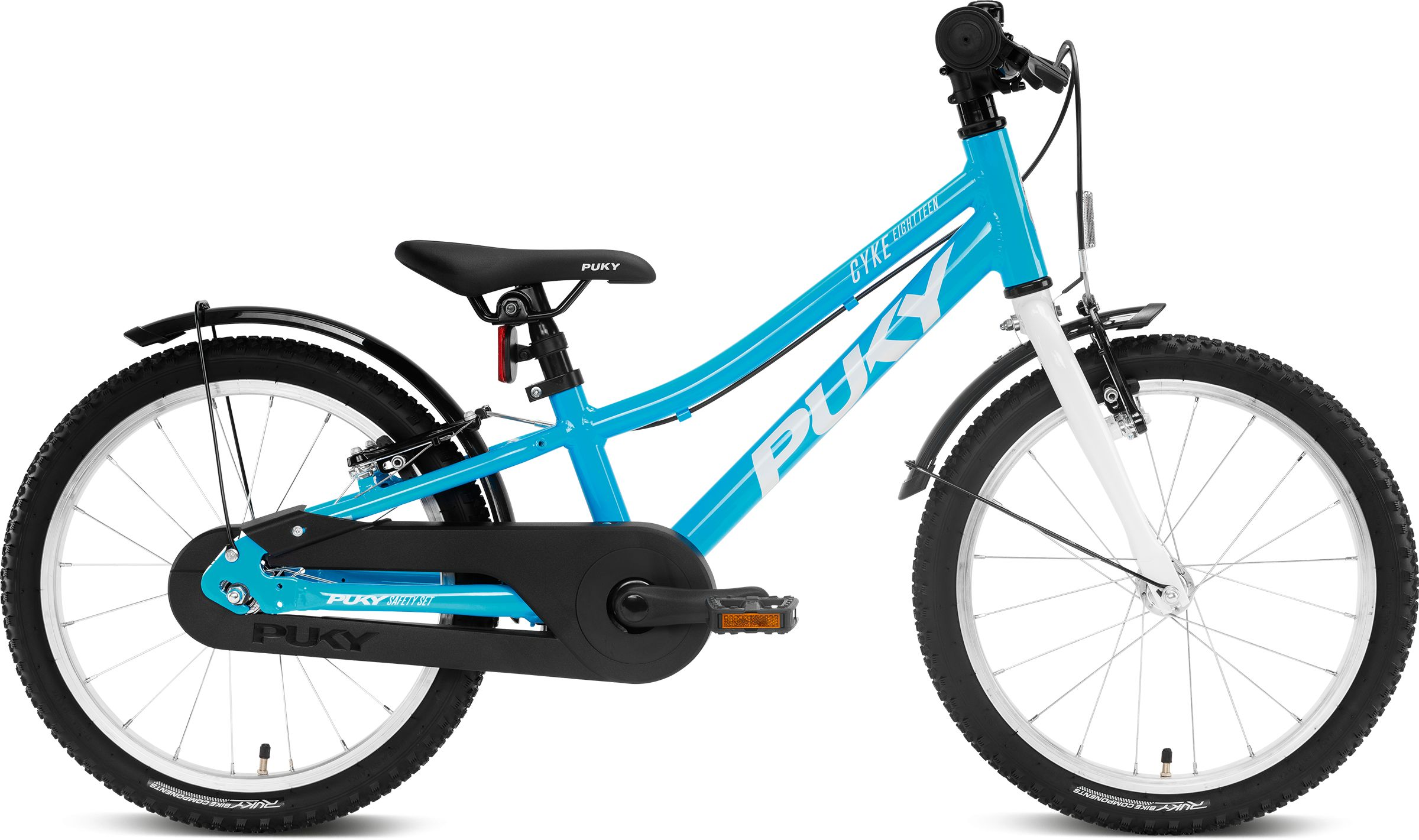 Rower Puky Cyke 18-1F Blue 4419 wolnobieg