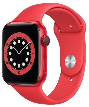 Apple Watch Series 6 GPS + Cellular 44mm PRODUCT(RED) - Raty 10x0% - szybka wysyłka!
