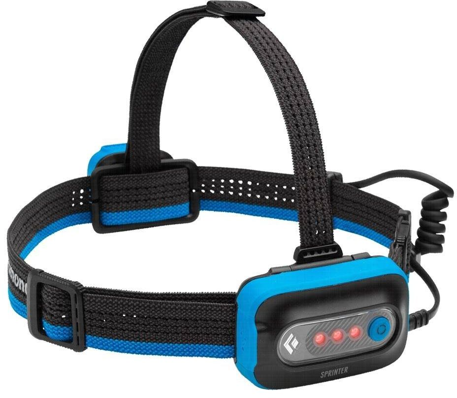 Czołówka do biegania Sprinter 275 Black Diamond - ultra blue