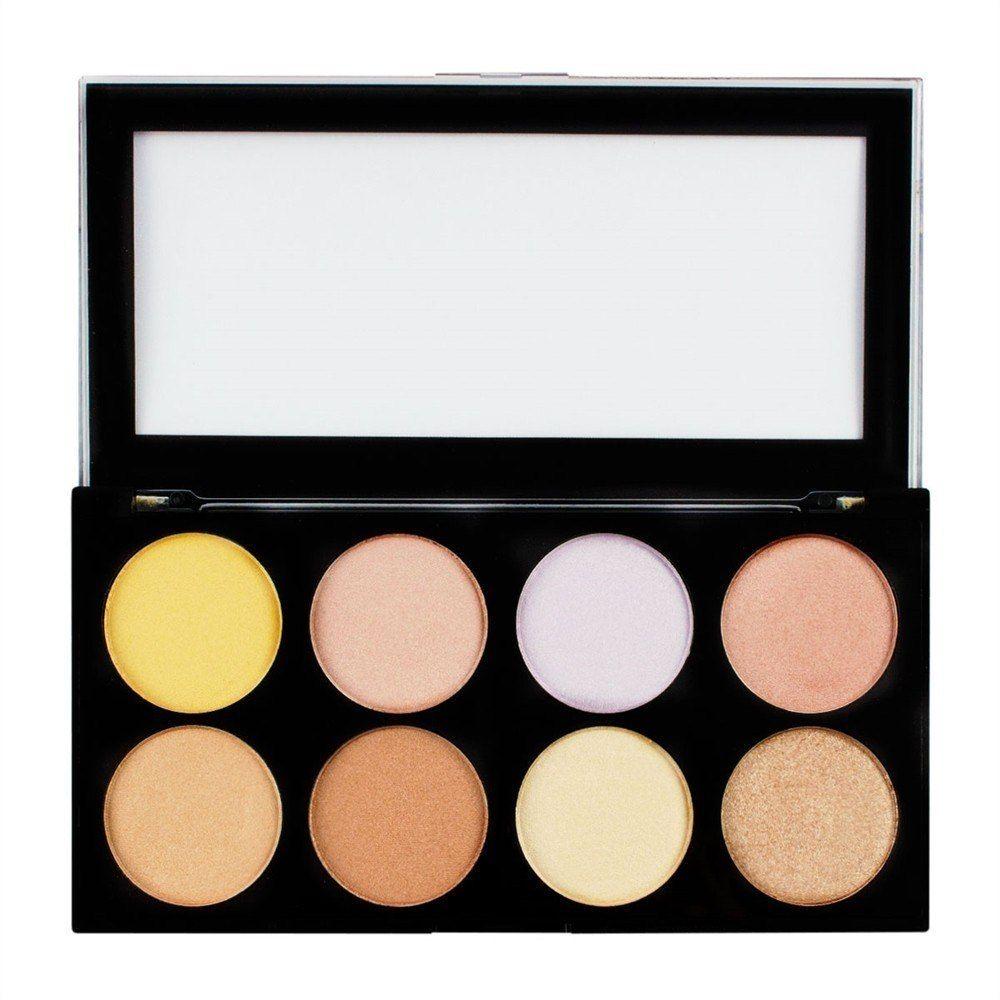 Make Up Revolution Makeup Revolution Ultra Strobe and Light Palette Zestaw do konturowania twarzy 15g