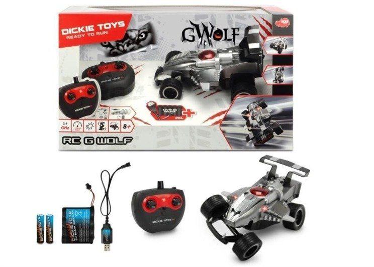 RC G-Wolf 23cm