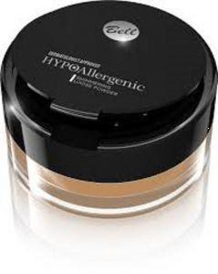 BELL_HypoAllergenic Shimmering Loose Powder hypoalergiczny puder brązująco-rozświetlający do twarzy i ciała 01