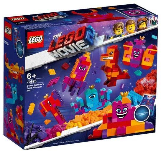 LEGO MOVIE Pudełko konstruktora Wisimi! 70825