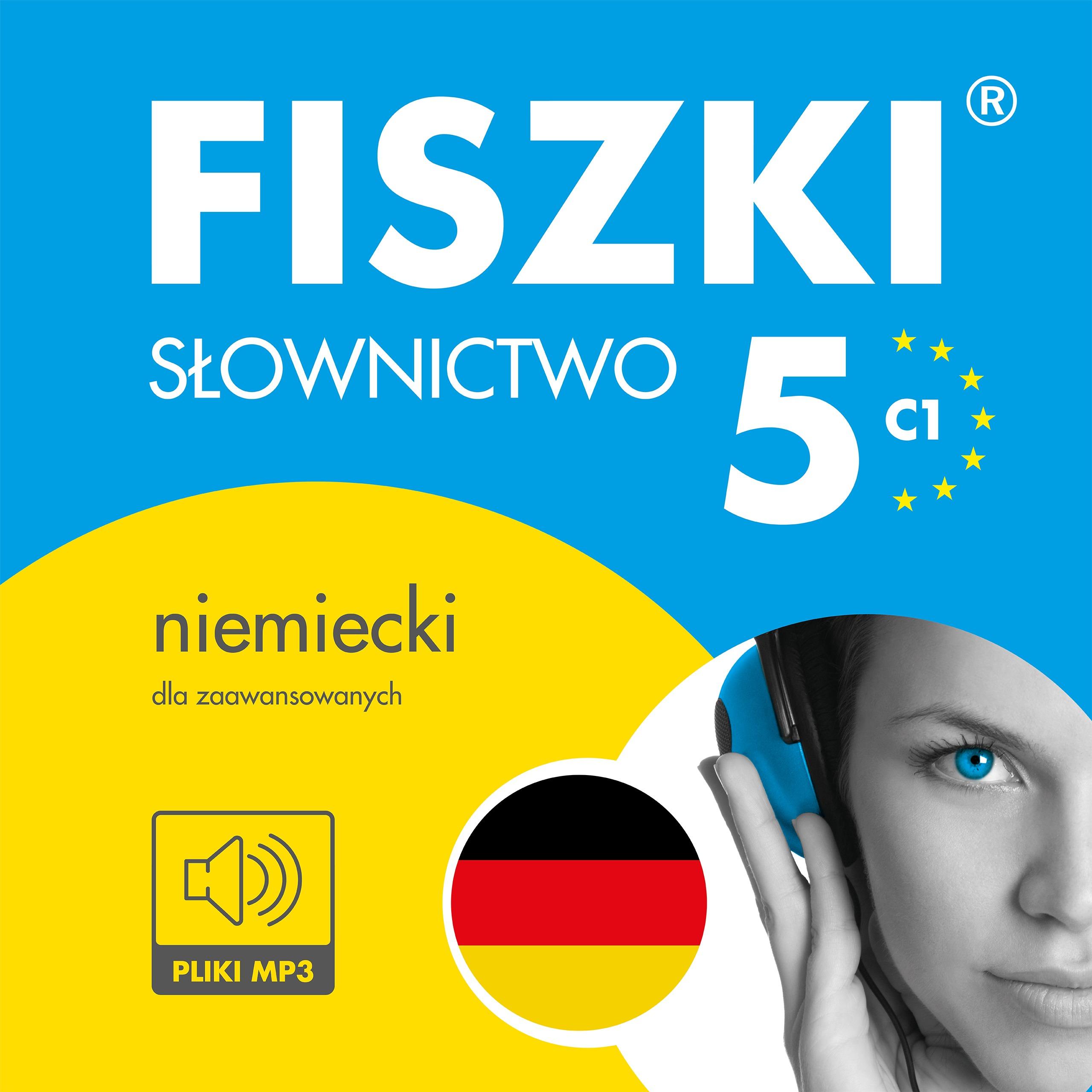AUDIOBOOK - niemiecki - Słownictwo 5 (C1)