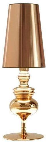 Lampa biurkowa QUEEN złota