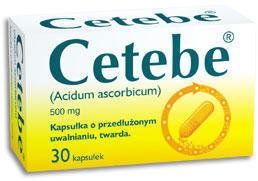Rutinoscorbin Witamina C Forte, 30 kapsułek na odporność