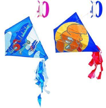 """Knoop Kites 2650 - smok Knoop """"Mini Diamonds"""""""