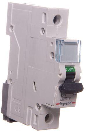 Wyłącznik nadprądowy 1P B 4A 6kA AC S301 TX3 403352