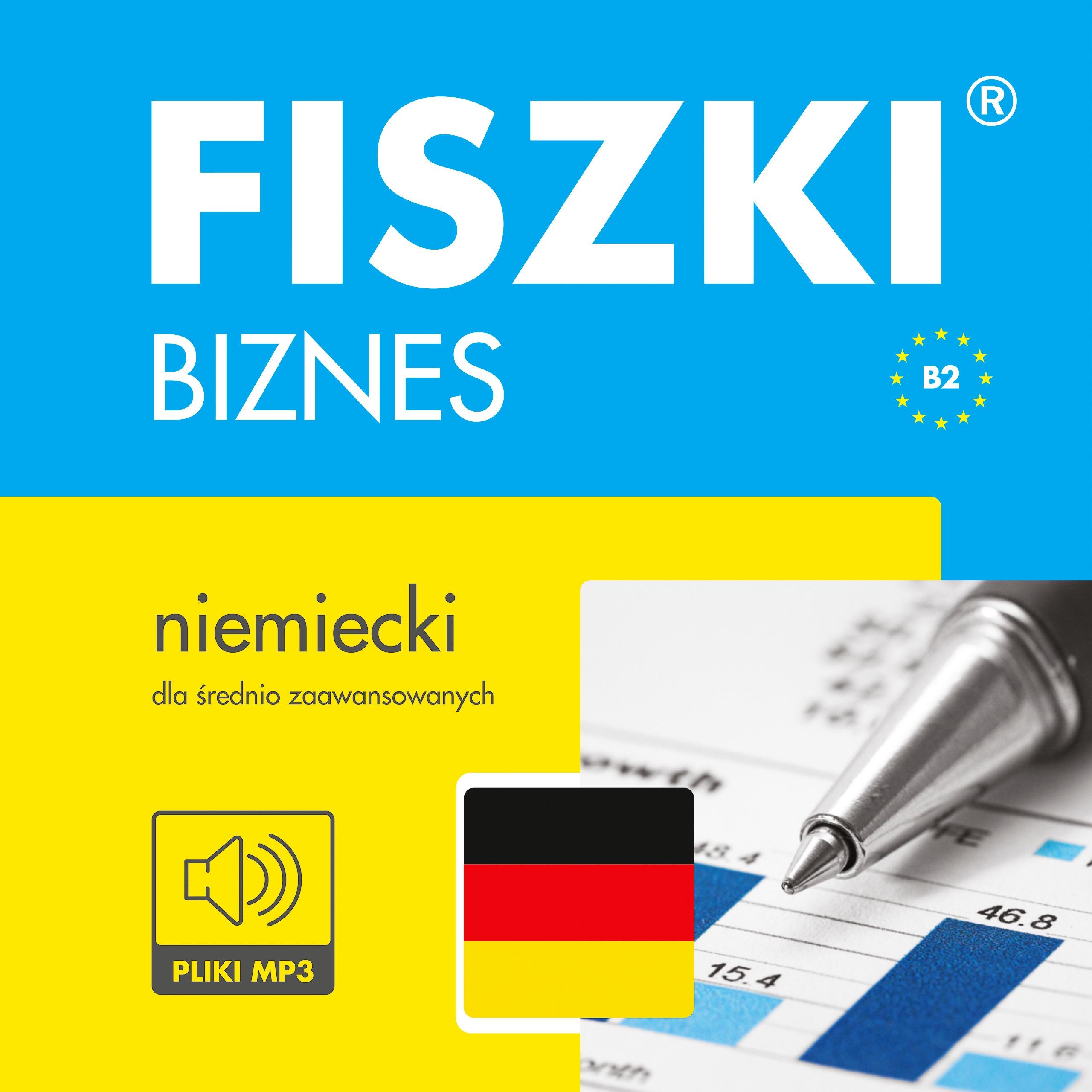 AUDIOBOOK - niemiecki - Biznes (B2)
