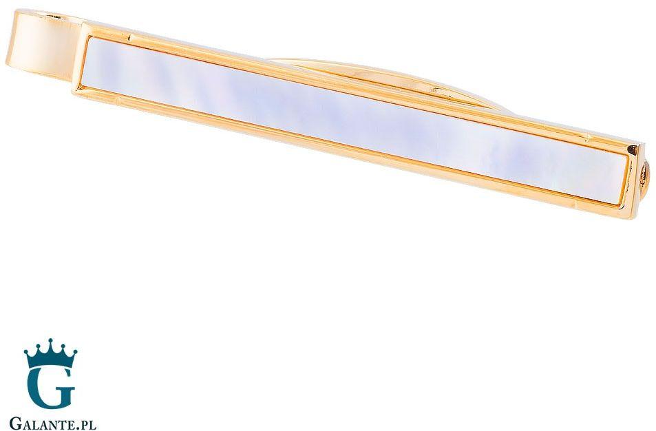 Spinka do krawata z masą perłową sk-4610