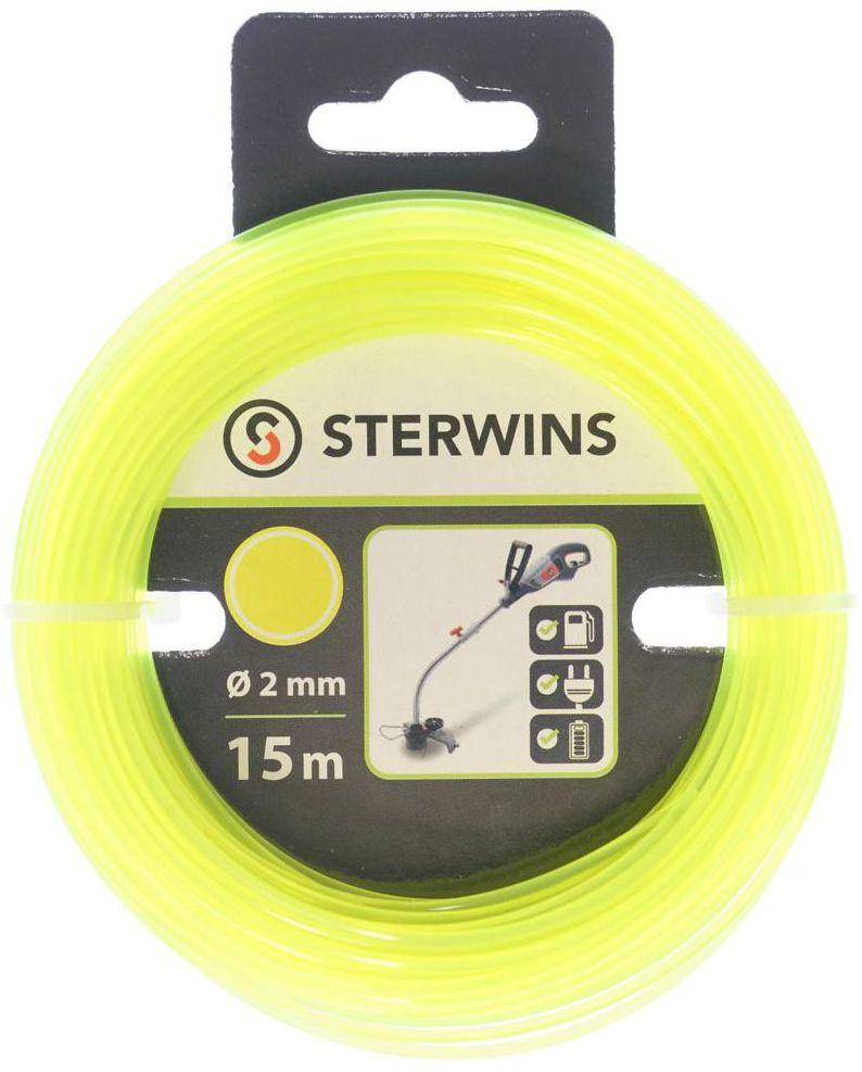 Żyłka tnąca S2SQSN2 2 mm x 15 m STERWINS