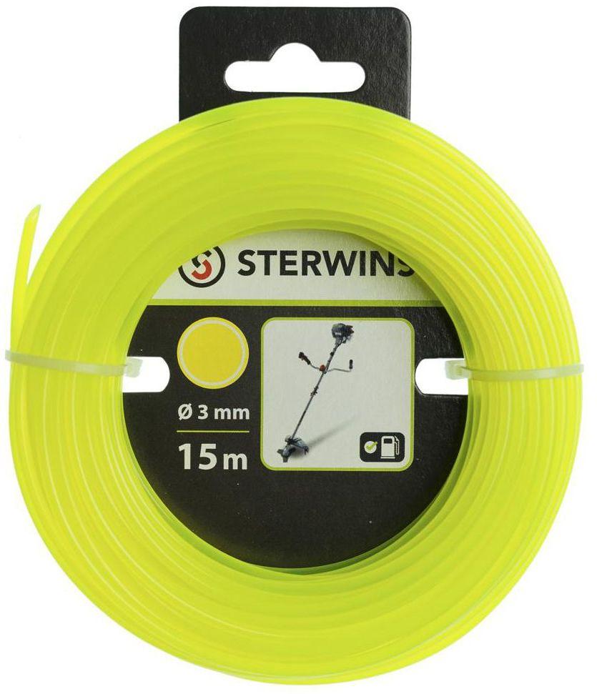 Żyłka tnąca S2SQSN4_3 3 mm x 15 m STERWINS