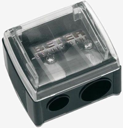 Beter Podwójna temperówka kosmetyczna 8 i 12mm
