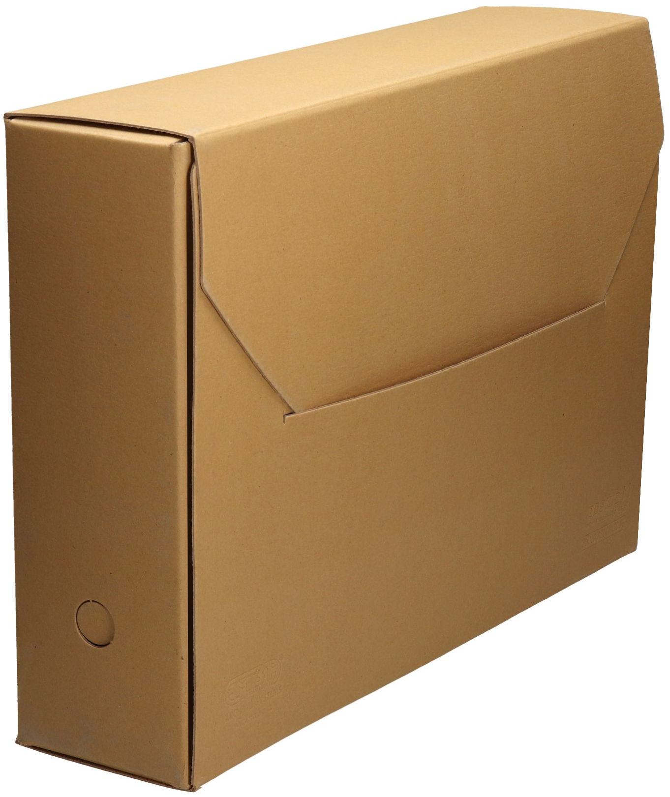 Pudło archiwizacyjne 350x260x90 1300g/m2