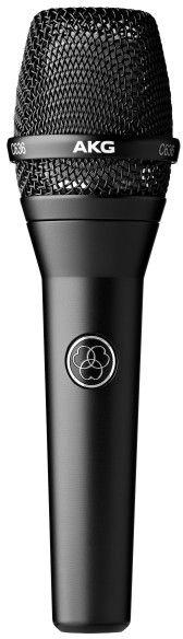 AKG C636-BLK - ręczny mikrofon pojemnościowyI 30 DNI NA ZWROT I EKSPRESOWA WYSYŁKA !!