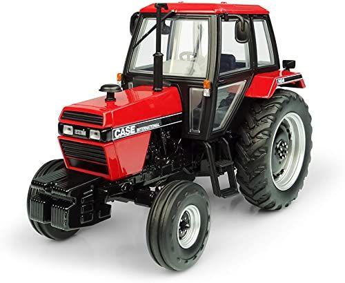 Universal Hobbies Case International 1494-2WD wersja czerwony/czarny UH6209