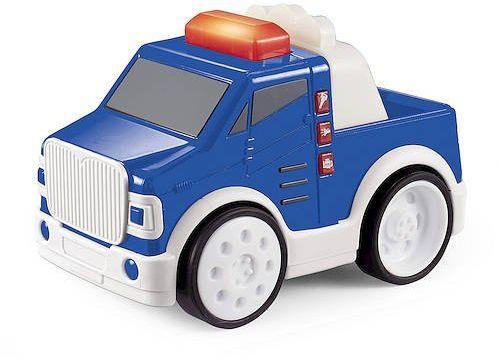 Auto naciśnij i jedź policja - SMILY PLAY