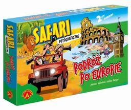 Safari Fotograficzne Podróż po Europie ZAKŁADKA DO KSIĄŻEK GRATIS DO KAŻDEGO ZAMÓWIENIA