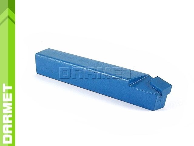 Nóż tokarski prosty prawy NNZa ISO1, wielkość 1010 S20 (P20), do stali