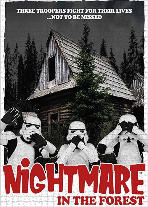 SD toys SDTOST24118 1000 Nightmare In The Forest Original Stormtrooper