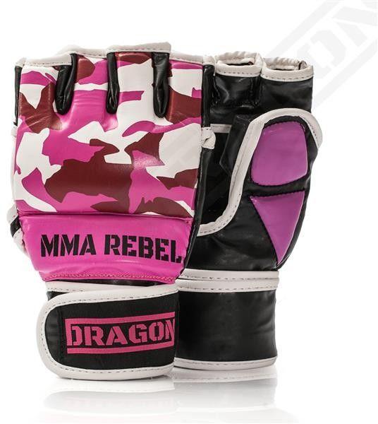 Dragon Sports rękawice MMA Rebel Moro