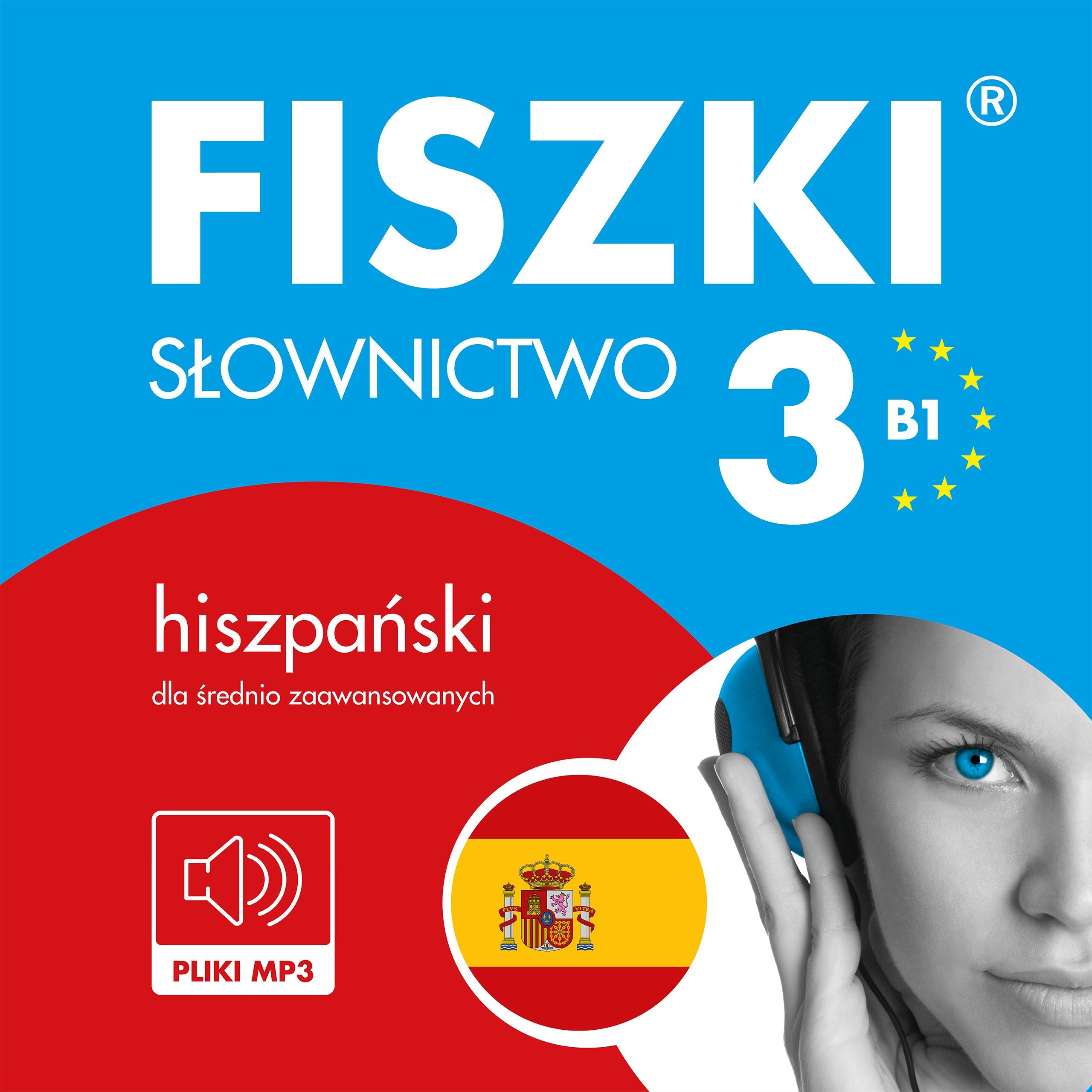 AUDIOBOOK - hiszpański - Słownictwo 3 (B1)