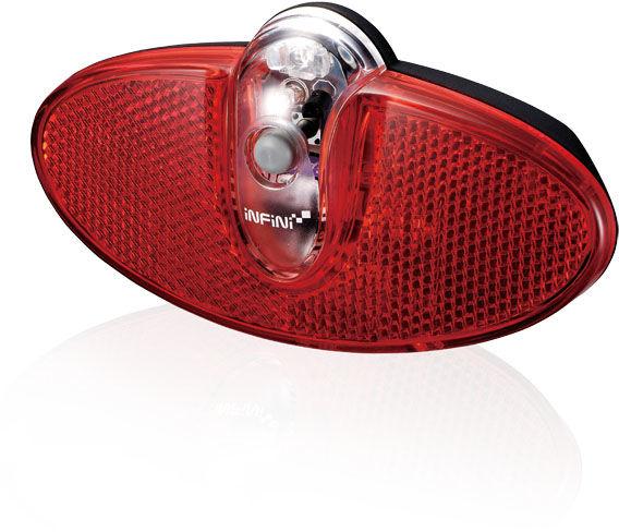 INFINI APOLLO 500 tylna lampka rowerowa na bagażnik I-500R2,4712123260808