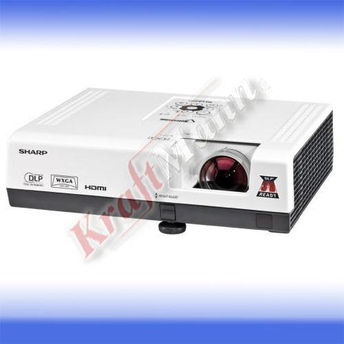 Projektor Sharp PG-D2870W + UCHWYT i KABEL HDMI GRATIS !!! MOŻLIWOŚĆ NEGOCJACJI  Odbiór Salon WA-WA lub Kurier 24H. Zadzwoń i Zamów: 888-111-321 !!!