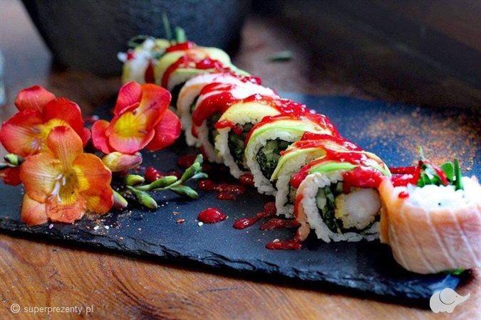 Sushi dla dwojga w Toruniu