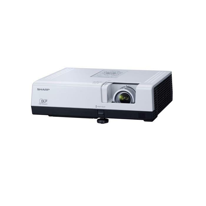 Projektor Sharp PG-D3010X + UCHWYT i KABEL HDMI GRATIS !!! MOŻLIWOŚĆ NEGOCJACJI  Odbiór Salon WA-WA lub Kurier 24H. Zadzwoń i Zamów: 888-111-321 !!!