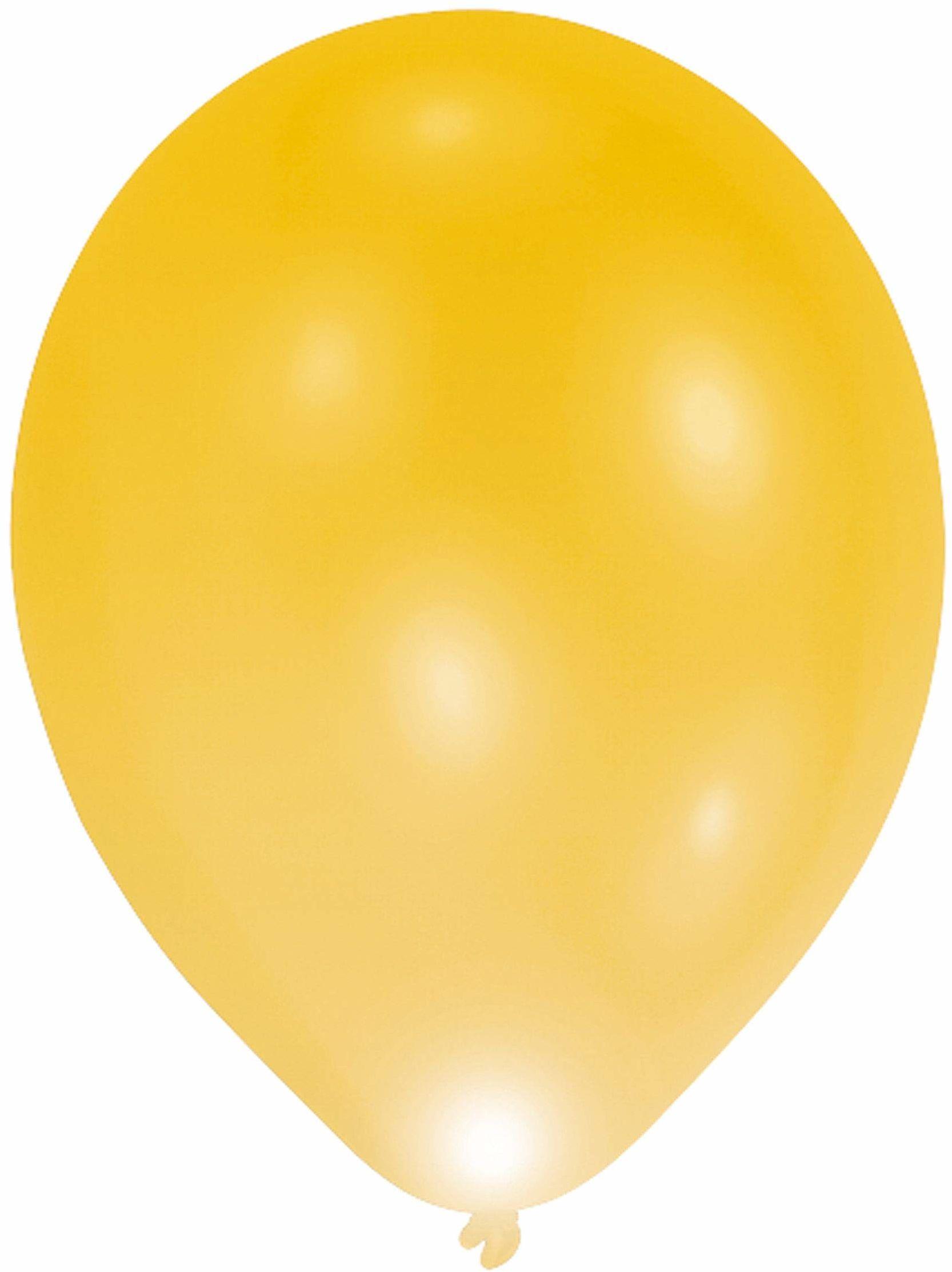Zestaw balonów lateksowych LED
