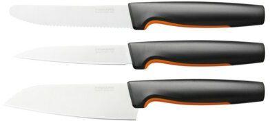 Zestaw noży FISKARS 3 noże Faworyt. > DARMOWA DOSTAWA ODBIÓR W 29 MIN DOGODNE RATY