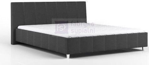 Łóżko 80264 tapicerowane M&K Foam