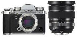 FujiFilm X-T3 + XF 16-80mm f/4 OIS WR Srebrny