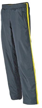 James & Nicholson Damskie spodnie sportowe Laufhosen damskie spodnie ciążowe Żółty (żelazo szary/cytryna) L